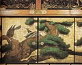 Kanō Tannyū. Pine trees. 1626. Nijo Castle, courtroom.jpg