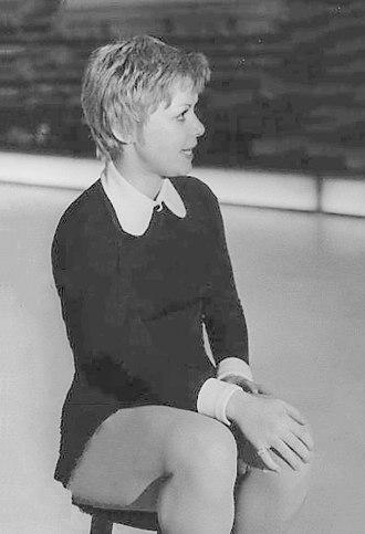 Karen Magnussen - Magnussen in 1974