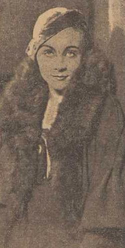 Karin Kavli i Manden og hans umoral på Vasateatret 1933.