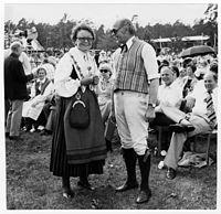 Karin Söder och Rune Gustavsson - Landsbygd 1968 (11320346636).jpg