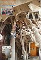Karl Buschhüter und Antoni Gaudí Literaturlink (Sagrada Família) - Cartoon.jpg