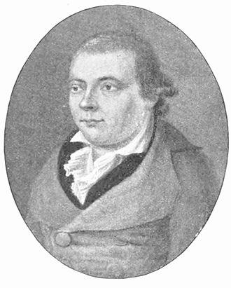Blaubeuren - Karl Philipp Conz around 1793