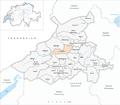 Karte Gemeinde Les Clées 2007.png