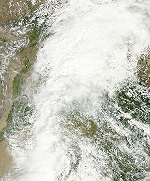 2014 India–Pakistan floods - Image: Kashmir 4 September 2014