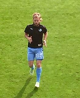 Kasper Fisker Danish professional footballer