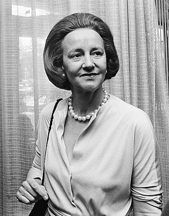Katharine Graham - Graham in 1975