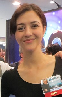 Katie Findlay 2013 Vancouver Fan Expo (cropped).jpg