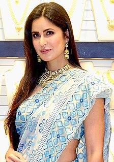 Katrina Kaif British Indian film actress and model