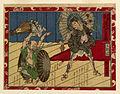Kawanabe Gyosai - Zashiki juku doke Chushingura - Walters 95653.jpg