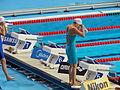 Kazan 2015 - 50m breast W Heat 5 RIE KANETO.JPG