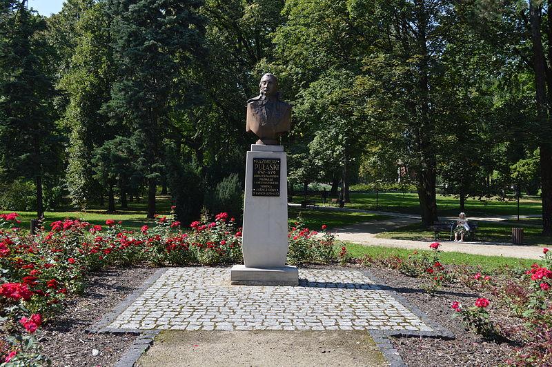 File:Kazimierz Pulaski Częstochowa.JPG