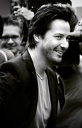 Retrach de Keanu Reeves