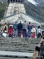 Kedar nath temple in morning.jpg