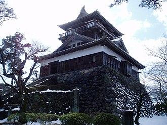 Fukui Prefecture - Maruoka Castle, Sakai, Fukui