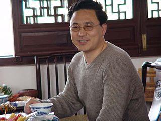 Kefeng Liu American mathematician