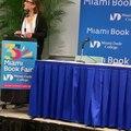 File:Keila Vall de la Ville at Miami Book Fair, 2018.webm
