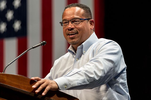 Keith Ellison, U.S. House of Representatives from Minnesota's 5th district
