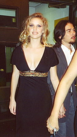 Kelli Garner på Toronto International Film Festival 2007.