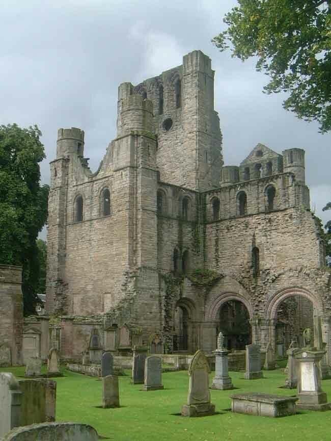 Kelso Abbey 2