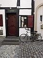 Kempen, Tiefstraße 28, Fahrrad.jpg
