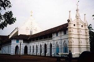 Palayur Church is the oldest Christian church ...