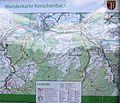 Kerschenbach (Eifel); Wanderkarte a.jpg