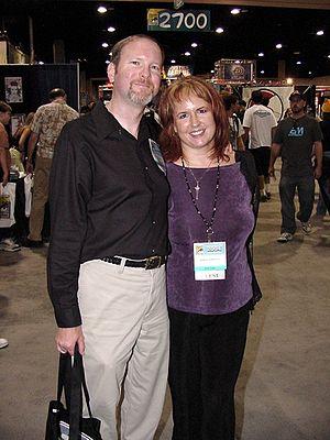 Rebecca Moesta - Kevin J. Anderson and Rebecca Moesta
