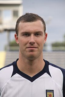 Kevin McDonald (footballer, born 1988) Scottish footballer