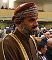 Khalid Al Mawali at the Sixth International Conference in Support of the Palestinian Intifada, Tehran (02).jpg