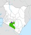 Kiambu County in Nairobi Metro.png