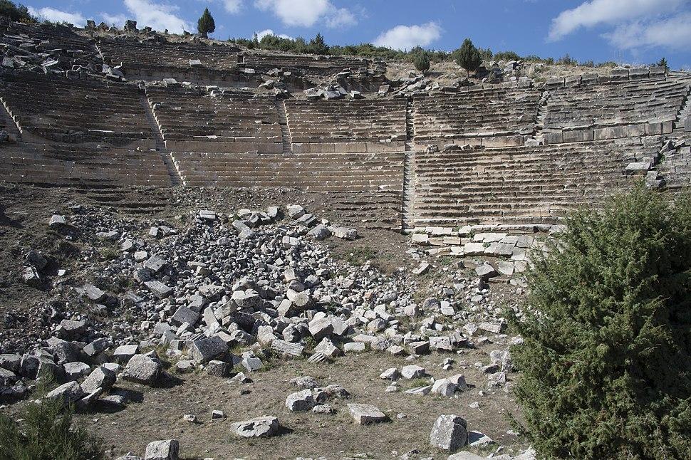 Kibyra Theatre 9896