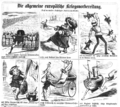Kikeriki 1 August 1870 Kriegsvorbereitung.png