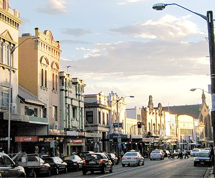 King Street in Newtown is one of the most complete Victorian and Edwardian era commercial precincts in Australia. King-Street-Newtown.jpg