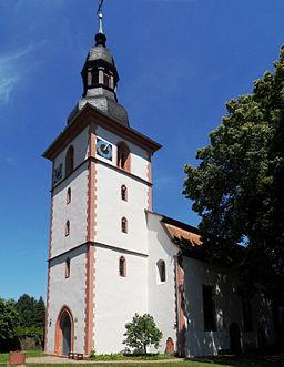 Kirchbrombach Kirchhof Ev. Kirche