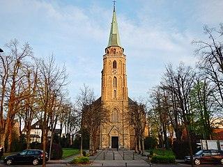 Kirche St. Donatus in Aachen-Brand