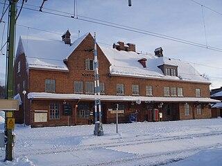 Kiruna Central Station