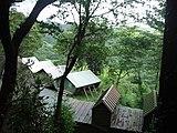 少年自然の家キャンプ場(真里谷城跡)