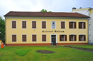 Thomas Koschat - The Koschat Museum in Klagenfurt