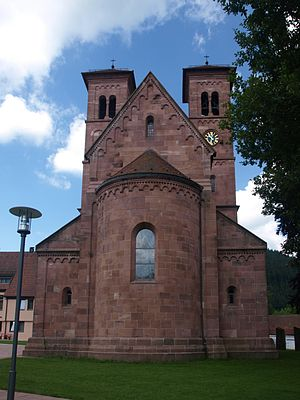 Reichenbach Priory (Baden-Württemberg) - East choir