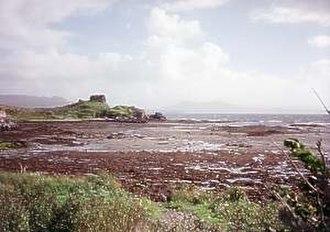 William Cleireach MacLeod - Ruinous Castle Camus.