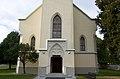 Kobersdorf-evang Pfarrkirche Eingnagsbereich.jpg