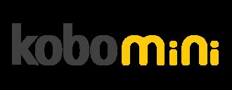 Kobo Mini - Image: Kobo Mini Logo