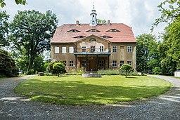 Schlossweg in Königswartha