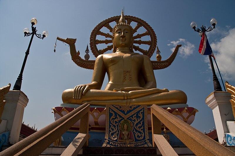 File:Koh Samui, Big Buddha 01.jpg