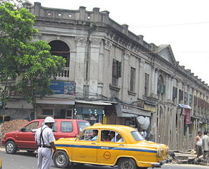 Rani Rashmoni - House of Rani Rashmoni at Janbazar, Kolkata