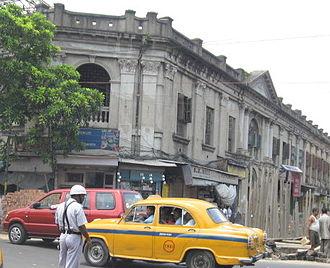 Rani Rashmoni - House of Rani Rashmoni at Janbazar, Kolkata