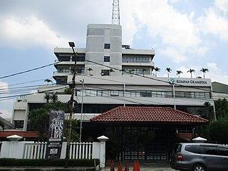 Kompas Gramedia Group Indonesian media company