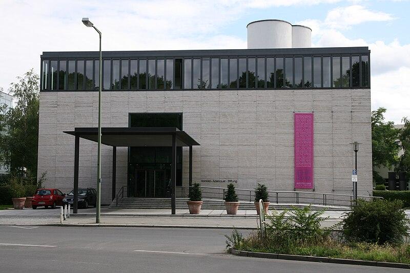 File:Konrad-Adenauer-Stiftung, Berlin.jpg