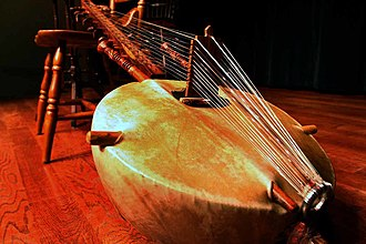 """Night Song (Nusrat Fateh Ali Khan album) - The opening song """"My Heart, My Life"""" features a kora."""