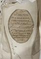 Kröningssko Desideria. Etikett - Livrustkammaren - 32624.tif